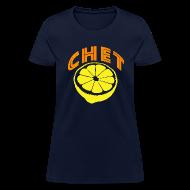 T-Shirts ~ Women's T-Shirt ~  Chet Women's Standard Weight T-Shirt