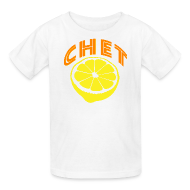 Kids' Shirts ~ Kids' T-Shirt ~  Chet Children's T-Shirt