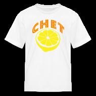 Kids' Shirts ~ Kids' T-Shirt ~  Chet Children's T-Shirt