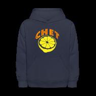 Sweatshirts ~ Kids' Hoodie ~  Chet Kids Hooded Sweatshirt