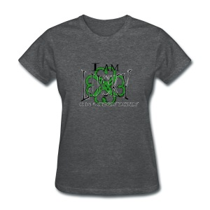 Lucky Trisomy mommy2 - Women's T-Shirt