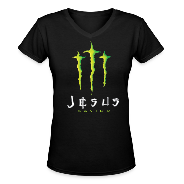 Unleash His Glory - Womens V-Neck