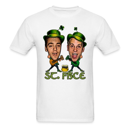 St. Face - Men's T-Shirt