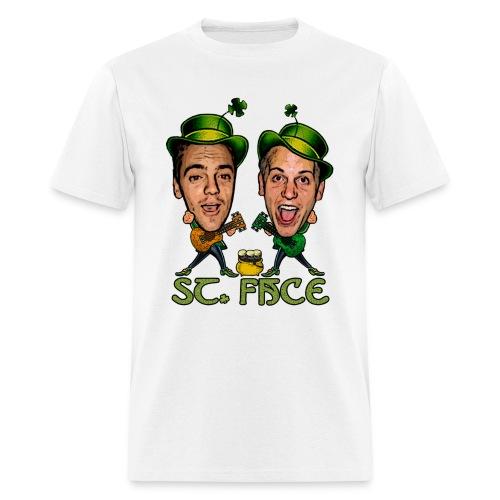 St. Face - Men's T-Shirt