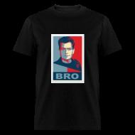 T-Shirts ~ Men's T-Shirt ~ Charlie Sheen Bro