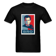 T-Shirts ~ Men's T-Shirt ~ Charlie Sheen Bro