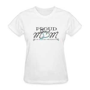 Proud T18 angel Grandmom - Women's T-Shirt