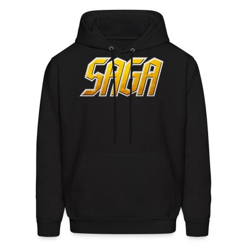 Saga Men's Logo Hoodie - Men's Hoodie