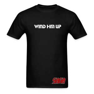 Saga - Wind Him Up - double sided shirt - Men's T-Shirt