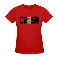 Women's T-Shirts ~ Women's T-Shirt ~ crash[3] (Women's)