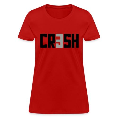 crash[3] (Women's) - Women's T-Shirt