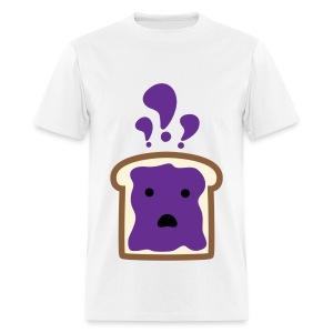 Where's My Peanut Butter?   Standard Tee - Men's T-Shirt