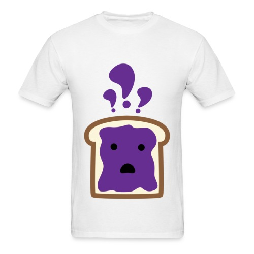 Where's My Peanut Butter? | Standard Tee - Men's T-Shirt