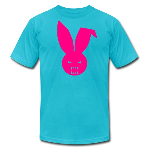 Blam Tees - Logo Tee - Men's T-Shirt - Men's Fine Jersey T-Shirt