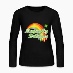 Magically Delicious - dk Long Sleeve Shirts