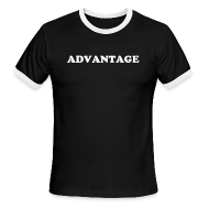 T-Shirts ~ Men's Ringer T-Shirt ~ ADVANTAGE