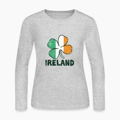 Ireland Long Sleeve Shirts