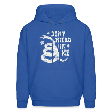 Don't Tread Hoodies