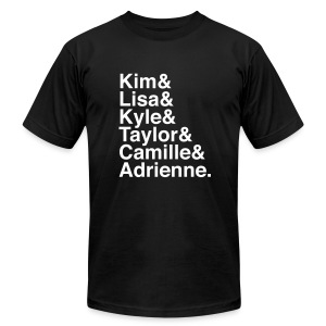 Real Housewives Beverly Hills - Men's T-Shirt by American Apparel