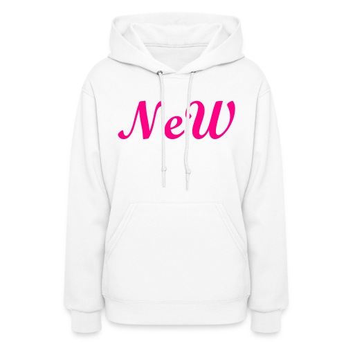 NeW White Sweatshirt - Women's Hoodie