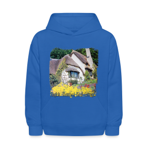 English cottage - Kids' Hoodie