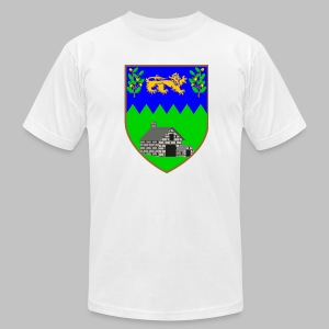 County Wicklow - Men's T-Shirt by American Apparel