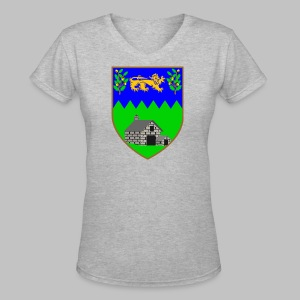 County Wicklow - Women's V-Neck T-Shirt