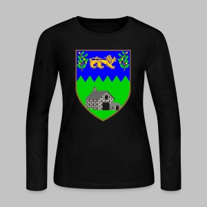 County Wicklow - Women's Long Sleeve Jersey T-Shirt