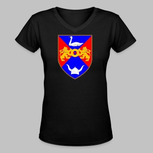 County Westmeath - Women's V-Neck T-Shirt