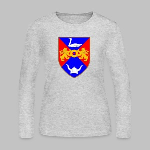 County Westmeath - Women's Long Sleeve Jersey T-Shirt