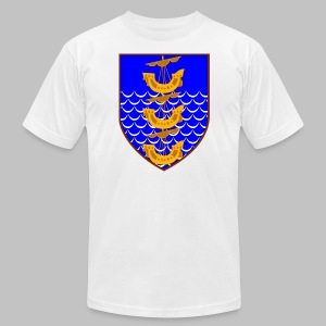 County Waterford - Men's T-Shirt by American Apparel