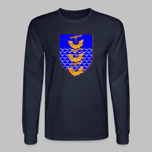 County Waterford - Men's Long Sleeve T-Shirt