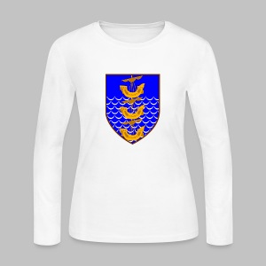 County Waterford - Women's Long Sleeve Jersey T-Shirt
