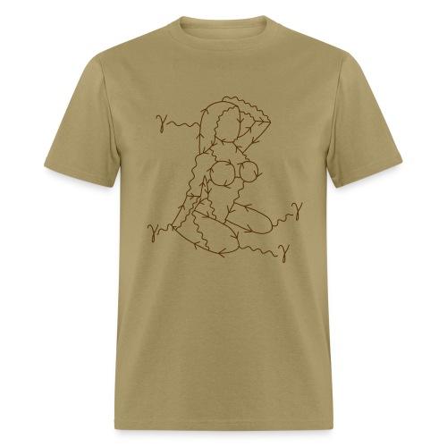Feynman Diagram - Men's T-Shirt