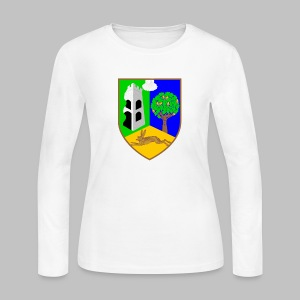 County Sligo - Women's Long Sleeve Jersey T-Shirt