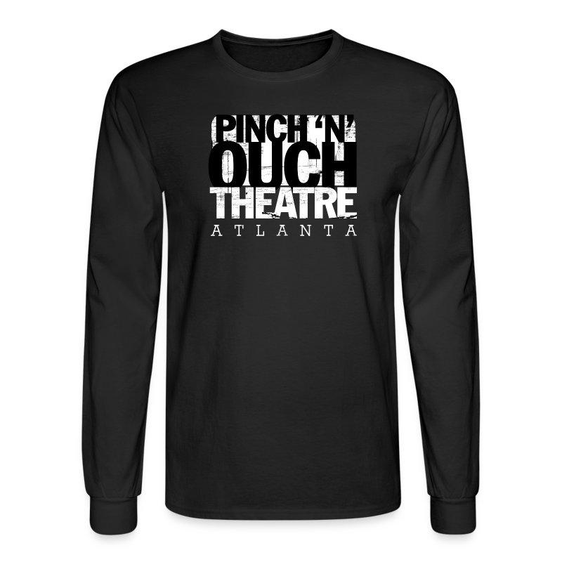 Distressed PnO Logo Long-Sleeve T - Men's Long Sleeve T-Shirt
