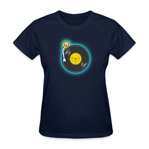 Baby Scratch Icon - Women's T-Shirt