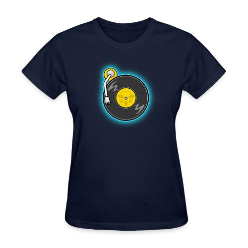 Baby Scratch Icon - Women's T-Shirt