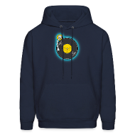 Hoodies ~ Men's Hoodie ~ Baby Scratch Icon