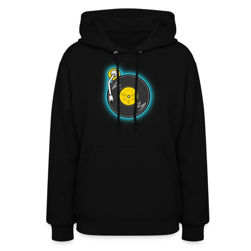 Baby Scratch Icon - Women's Hoodie