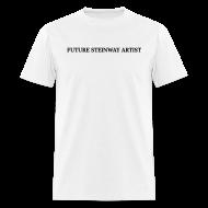 T-Shirts ~ Men's T-Shirt ~ Future Steinway Artist