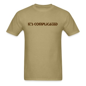 It's Complicated - Men's T-Shirt