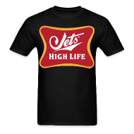 T-Shirts ~ Men's T-Shirt ~ Jets High Life