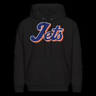 Hoodies ~ Men's Hoodie ~ Jets