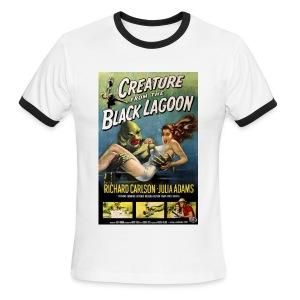 Cotton Ringer - Men's Ringer T-Shirt