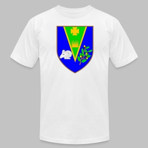 County Roscommon - Men's T-Shirt by American Apparel