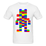 T-Shirts ~ Men's T-Shirt ~ BrickBe@r
