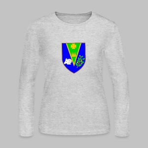County Roscommon - Women's Long Sleeve Jersey T-Shirt