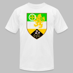 County Offaly - Men's T-Shirt by American Apparel