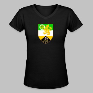 County Offaly - Women's V-Neck T-Shirt